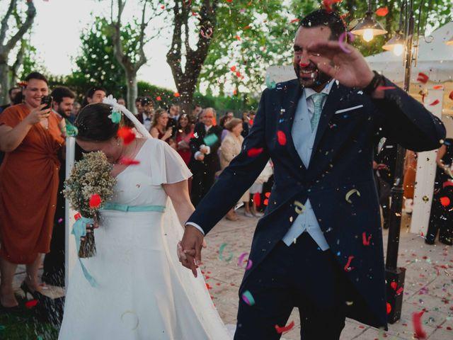 La boda de Jaime y Estefania en Leganés, Madrid 27