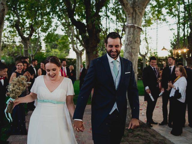 La boda de Jaime y Estefania en Leganés, Madrid 28