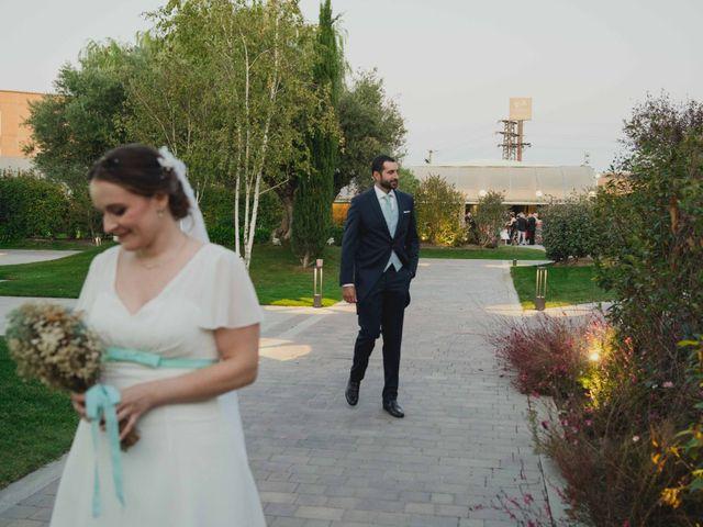 La boda de Jaime y Estefania en Leganés, Madrid 30