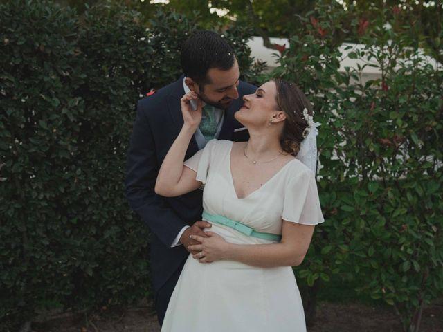 La boda de Jaime y Estefania en Leganés, Madrid 32