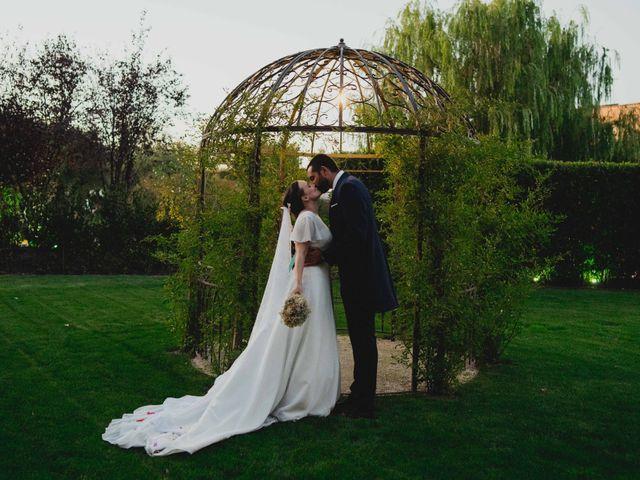 La boda de Jaime y Estefania en Leganés, Madrid 33