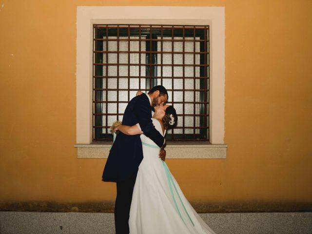 La boda de Estefania y Jaime