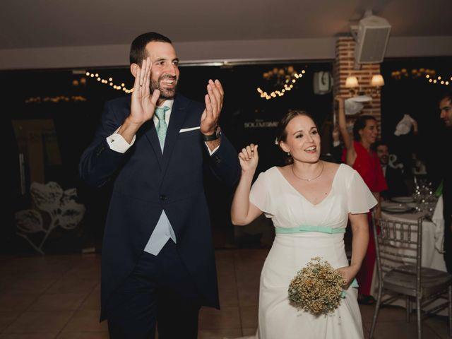 La boda de Jaime y Estefania en Leganés, Madrid 34