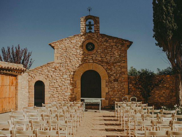 La boda de Aitor y Paula en La Riera De Gaia, Tarragona 2