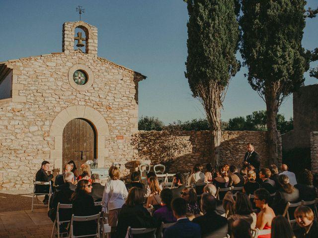 La boda de Aitor y Paula en La Riera De Gaia, Tarragona 38