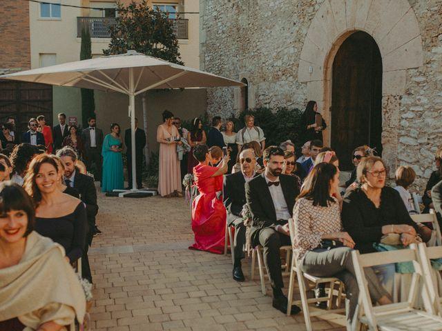 La boda de Aitor y Paula en La Riera De Gaia, Tarragona 39