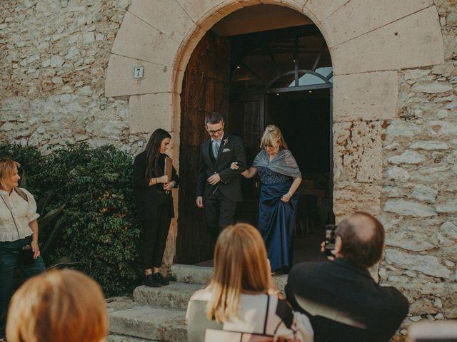 La boda de Aitor y Paula en La Riera De Gaia, Tarragona 40