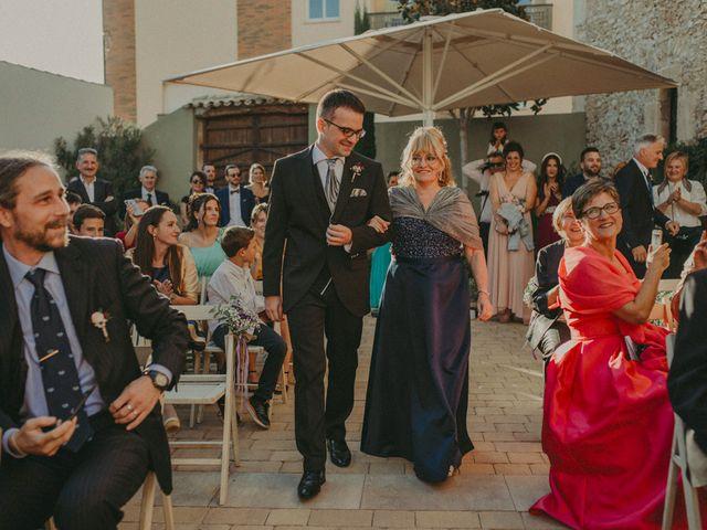 La boda de Aitor y Paula en La Riera De Gaia, Tarragona 41