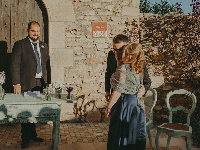 La boda de Aitor y Paula en La Riera De Gaia, Tarragona 43