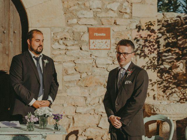 La boda de Aitor y Paula en La Riera De Gaia, Tarragona 44