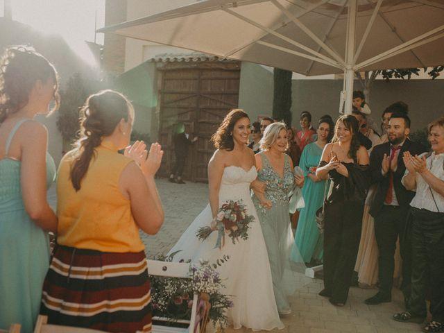 La boda de Aitor y Paula en La Riera De Gaia, Tarragona 46