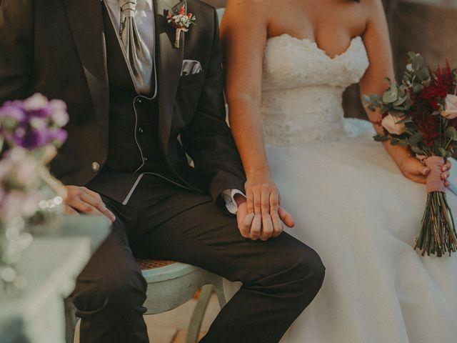 La boda de Aitor y Paula en La Riera De Gaia, Tarragona 55