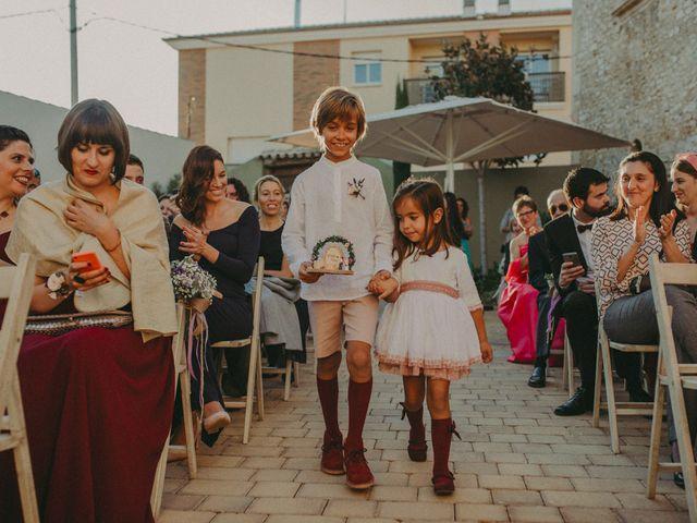 La boda de Aitor y Paula en La Riera De Gaia, Tarragona 62