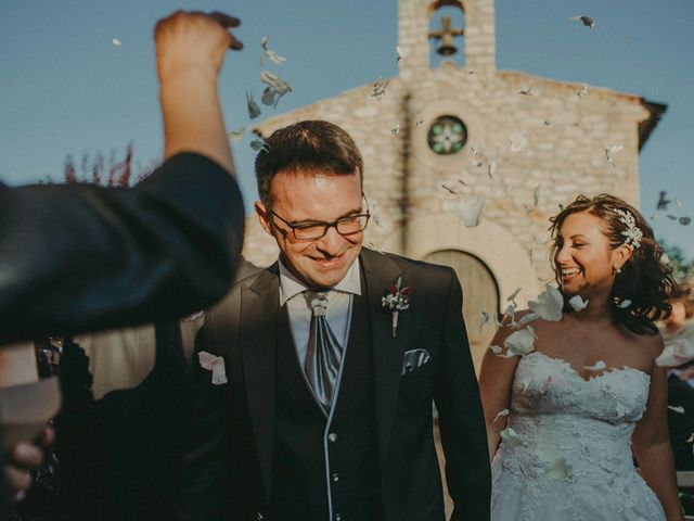 La boda de Aitor y Paula en La Riera De Gaia, Tarragona 69