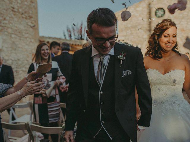 La boda de Aitor y Paula en La Riera De Gaia, Tarragona 71