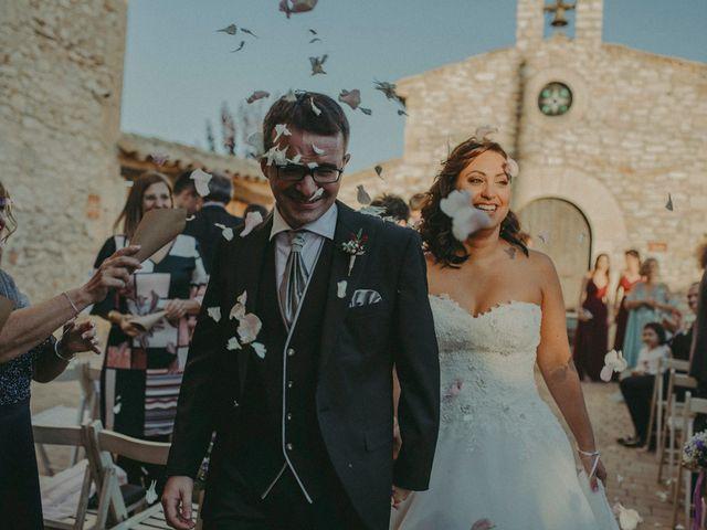 La boda de Aitor y Paula en La Riera De Gaia, Tarragona 72