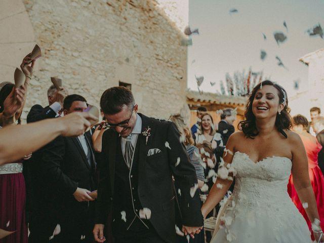 La boda de Aitor y Paula en La Riera De Gaia, Tarragona 73