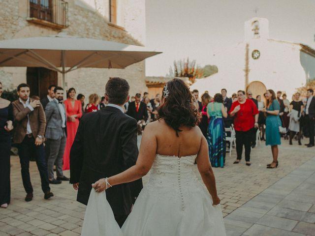 La boda de Aitor y Paula en La Riera De Gaia, Tarragona 75