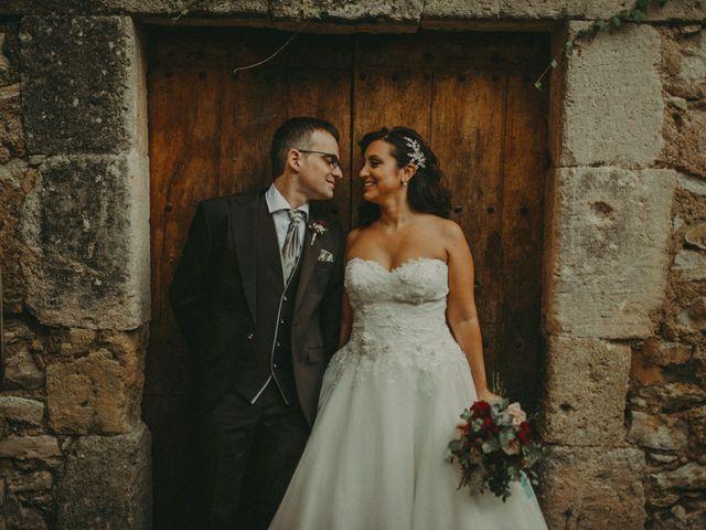 La boda de Paula y Aitor