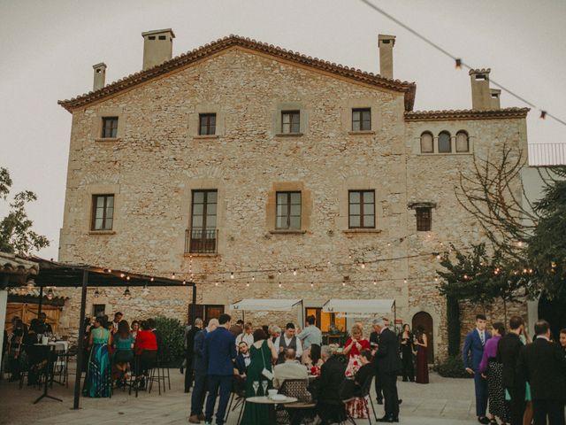 La boda de Aitor y Paula en La Riera De Gaia, Tarragona 90