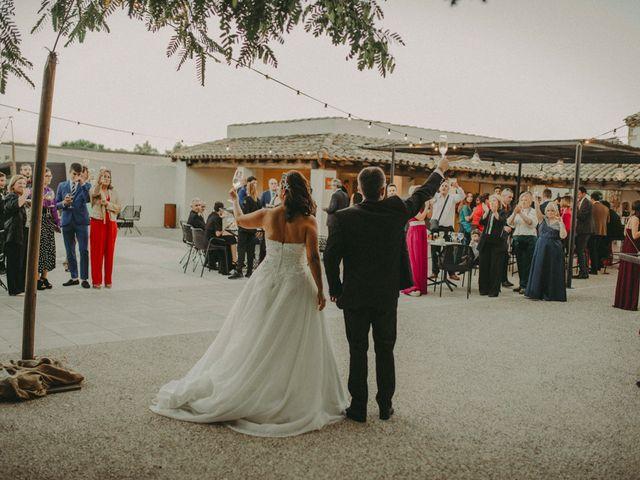 La boda de Aitor y Paula en La Riera De Gaia, Tarragona 93