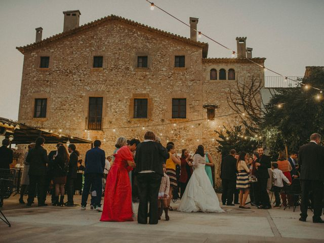 La boda de Aitor y Paula en La Riera De Gaia, Tarragona 100