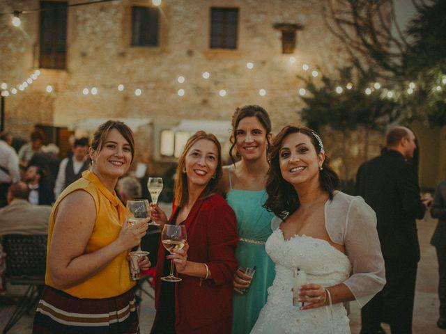 La boda de Aitor y Paula en La Riera De Gaia, Tarragona 101