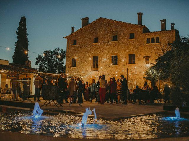 La boda de Aitor y Paula en La Riera De Gaia, Tarragona 109