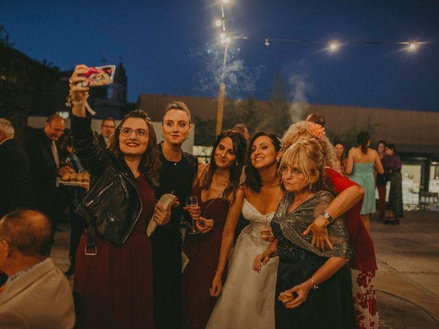 La boda de Aitor y Paula en La Riera De Gaia, Tarragona 110