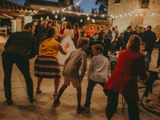 La boda de Aitor y Paula en La Riera De Gaia, Tarragona 112