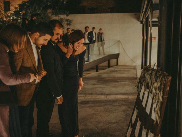 La boda de Aitor y Paula en La Riera De Gaia, Tarragona 126