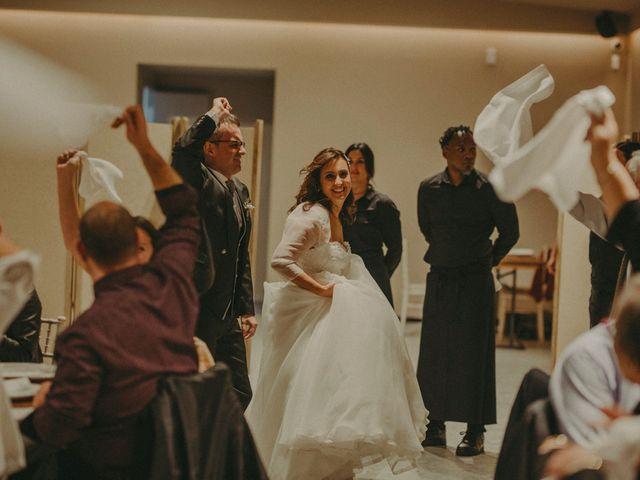 La boda de Aitor y Paula en La Riera De Gaia, Tarragona 136