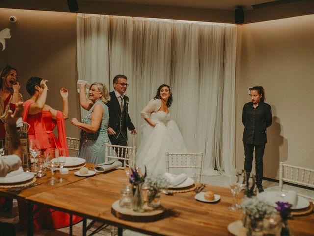 La boda de Aitor y Paula en La Riera De Gaia, Tarragona 137