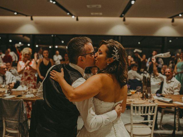 La boda de Aitor y Paula en La Riera De Gaia, Tarragona 152