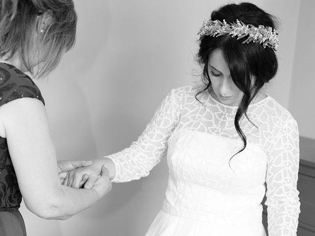 La boda de Javi y Mónica en Alfoz (Alfoz), Lugo 7