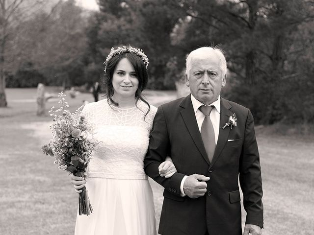 La boda de Javi y Mónica en Alfoz (Alfoz), Lugo 16