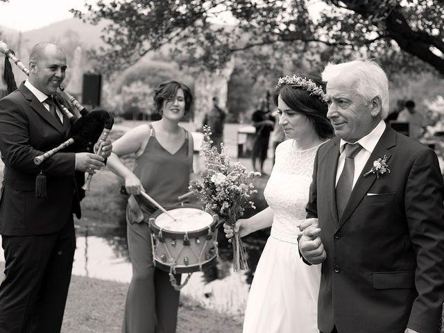 La boda de Javi y Mónica en Alfoz (Alfoz), Lugo 18