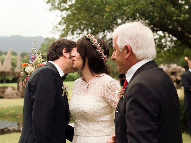 La boda de Javi y Mónica en Alfoz (Alfoz), Lugo 19