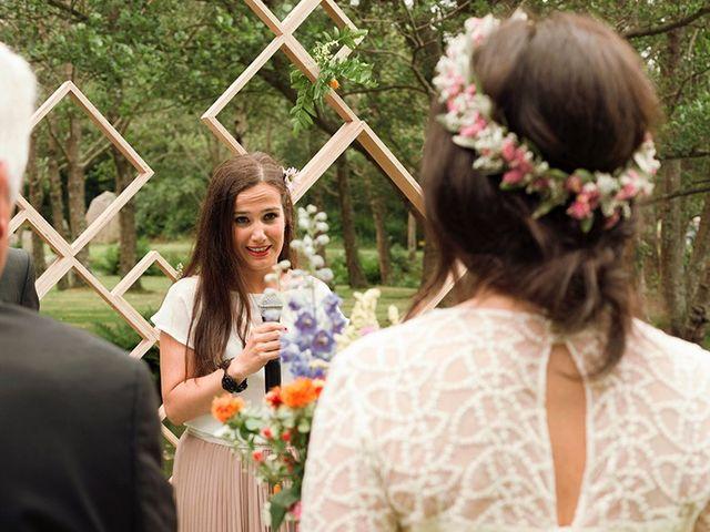 La boda de Javi y Mónica en Alfoz (Alfoz), Lugo 24