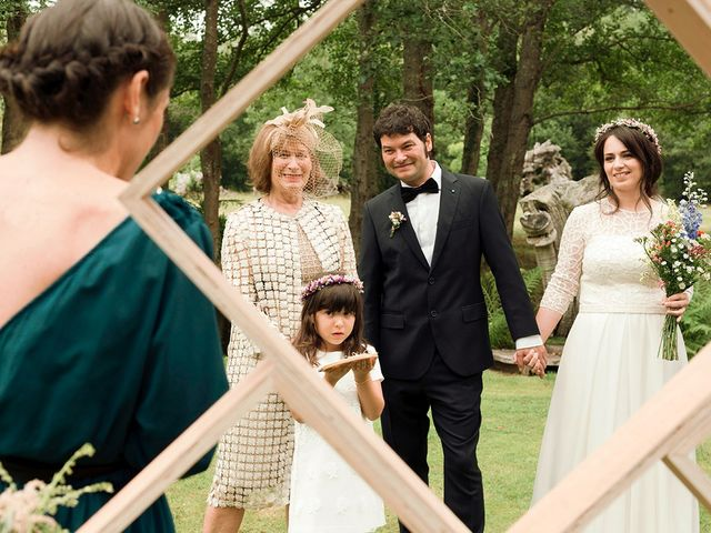 La boda de Javi y Mónica en Alfoz (Alfoz), Lugo 27