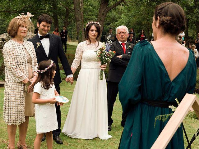 La boda de Javi y Mónica en Alfoz (Alfoz), Lugo 28
