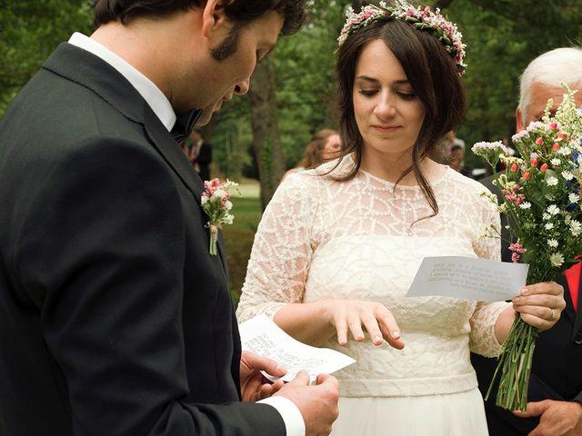 La boda de Javi y Mónica en Alfoz (Alfoz), Lugo 31