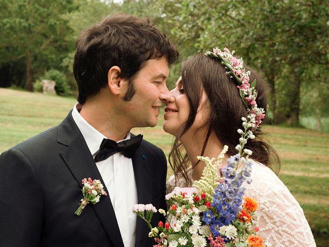 La boda de Javi y Mónica en Alfoz (Alfoz), Lugo 33