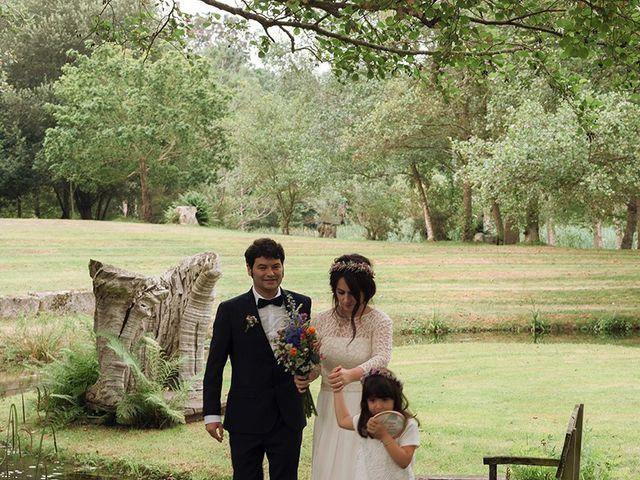 La boda de Javi y Mónica en Alfoz (Alfoz), Lugo 35