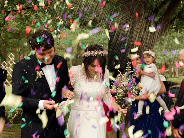 La boda de Javi y Mónica en Alfoz (Alfoz), Lugo 36