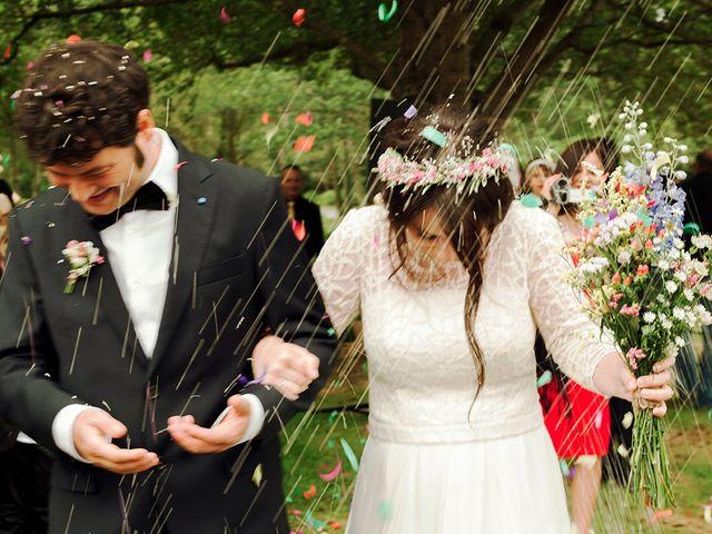 La boda de Javi y Mónica en Alfoz (Alfoz), Lugo 37