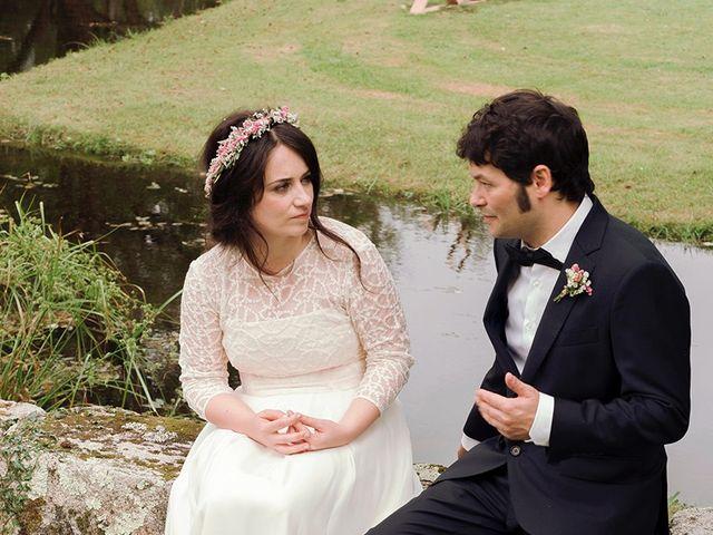 La boda de Javi y Mónica en Alfoz (Alfoz), Lugo 40