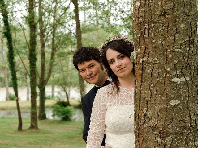 La boda de Javi y Mónica en Alfoz (Alfoz), Lugo 42