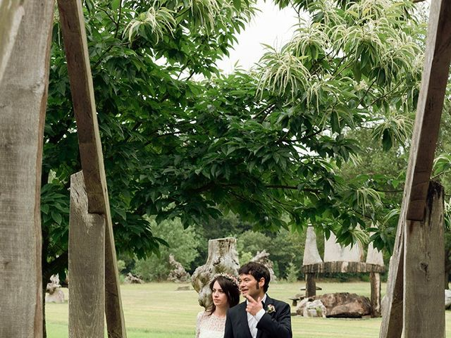 La boda de Javi y Mónica en Alfoz (Alfoz), Lugo 44