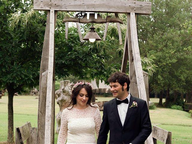 La boda de Javi y Mónica en Alfoz (Alfoz), Lugo 45